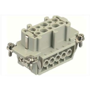 Part No. CT-10-F Receptacle for CT-8 PANELBASE