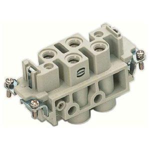 Part No. 1102076-1 Receptacle - 4 Pin at 80 Amp