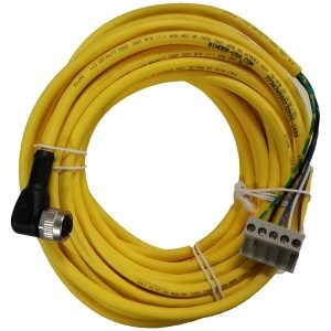 Part No. CAS-2L80 CABLE Replacement 25 Meter Pre-Wired Data Cable for CAS-2L100