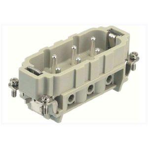 Part No. 1-1104204-1 Matching Plug - 6 Pin at 35 Amp
